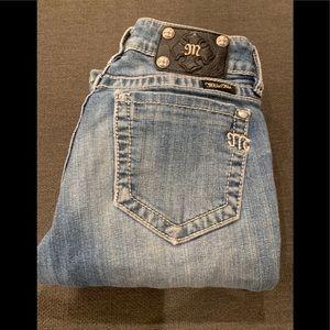 MissMe Miss Me Jeans boot cut size 27 jeans women